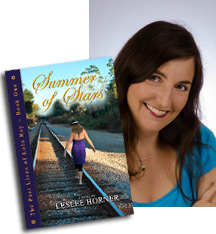 Summer of Stars by Author Leslee Horner.