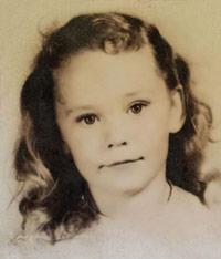 A young Lynn Braxton.